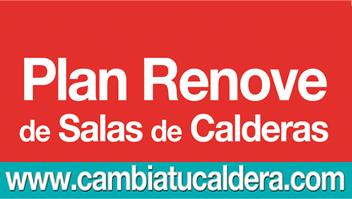 PLAN RENOVE SALAS DE CALDERAS