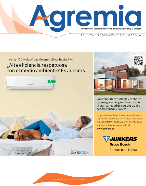 Nº 182 Revista Agremia