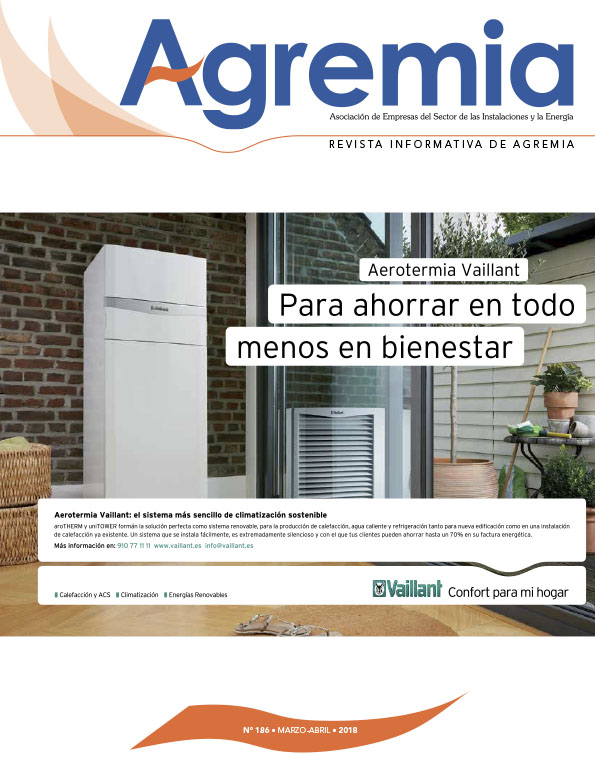 Revista 186 Agremia