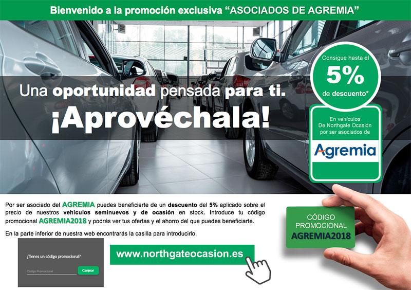 Convenio NORTHGATE Ocasión