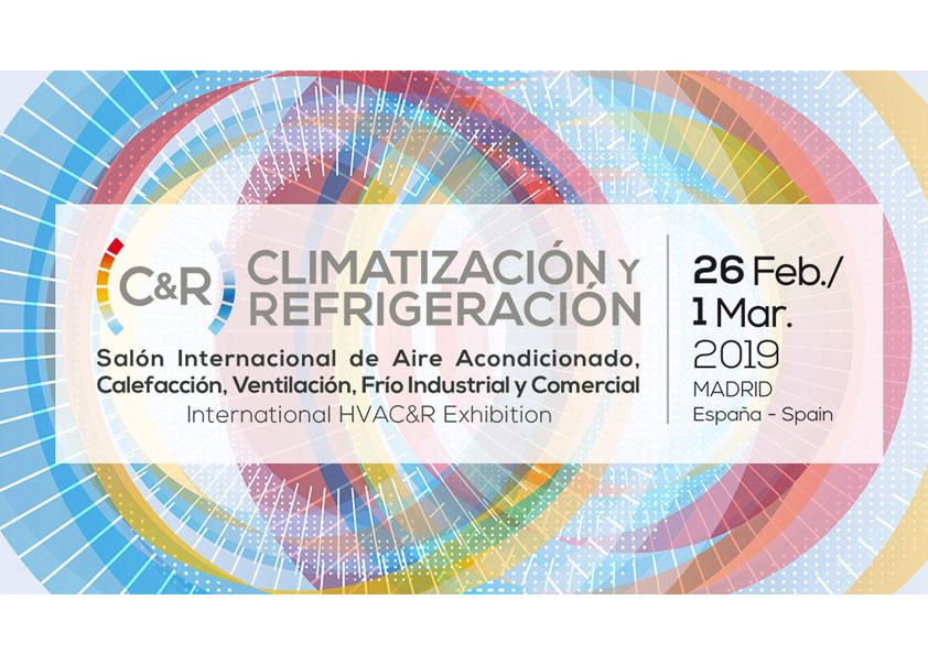 Feria Climatización y Refrigeración 2019 (C&R)