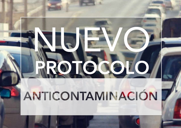 Protocolo anticontaminación Ayto Madrid