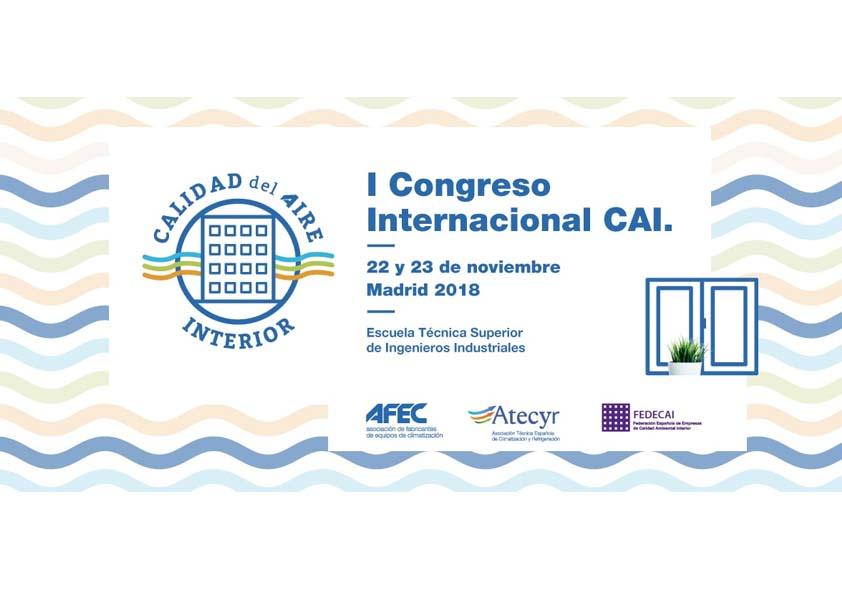 I Congreso Internacional de Calidad del Aire