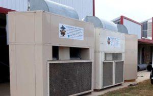 empresa dedicada al servicio de alquiler de equipos de refrigeración y climatización