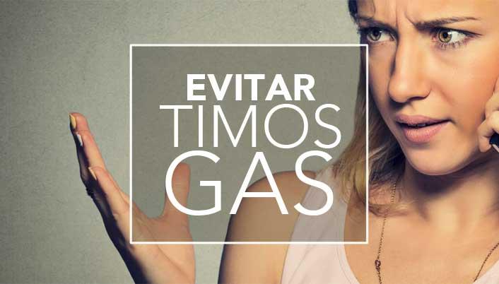 Cómo evitar timos en las reparaciones de gas