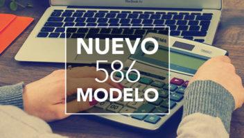 Novedades en el modelo 586 del impuesto sobre gases fluorados