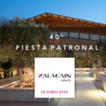 Fiesta Patronal Agremia 2019
