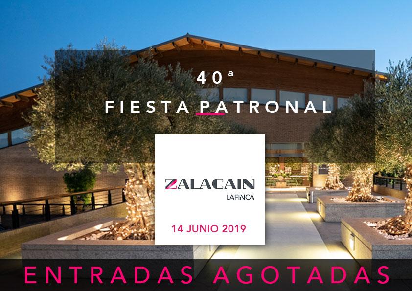 Fiesta Patronal de Agremia 2019 | Entradas agotadas