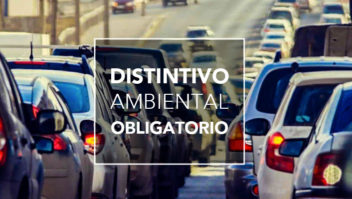 distintivo ambiental obligatorio