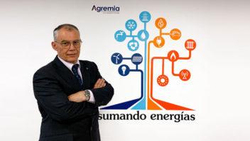 Emiliano Bernado, presidente de Agremia