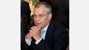 Presidente de Agremia, Emiliano Bernardo Muñoz