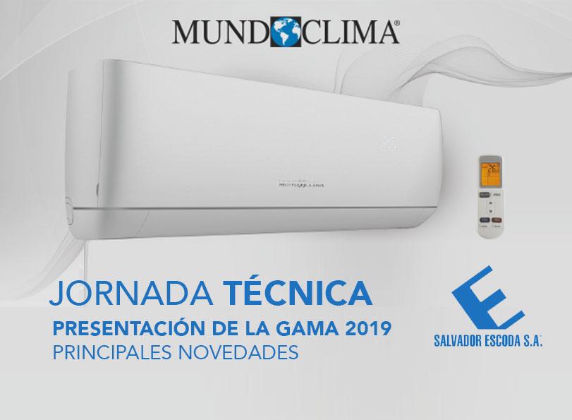 Presentación de la Gama 2019 de Salvador Escoda