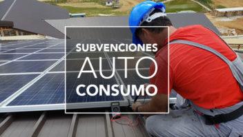 Subvenciones autoconsumo fotovoltaico