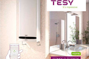 Catálogo termos eléctricos TESY