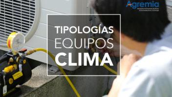 equipos climatización registro
