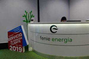Fenie Energía Hyundai puntos de recarga