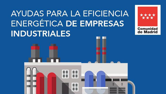 Ayudas eficiencia energetica