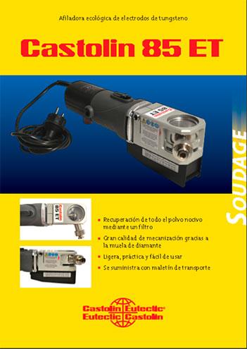 Afiladora Castolin 85 ET