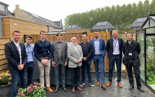 Tecnologías Giacomini en Holanda
