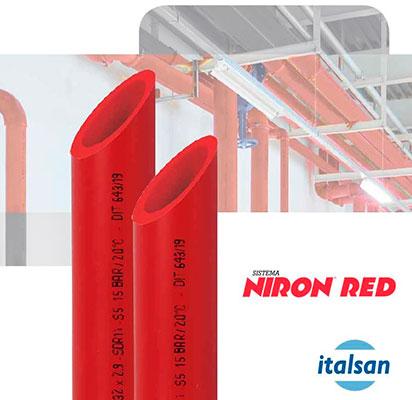tuberías PCI Italsan