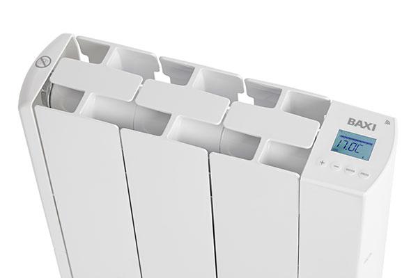 radiador de aluminio eléctrico de Baxi