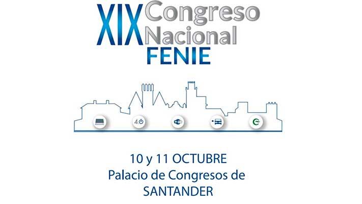Fenie Energía en el Congreso de Fenie