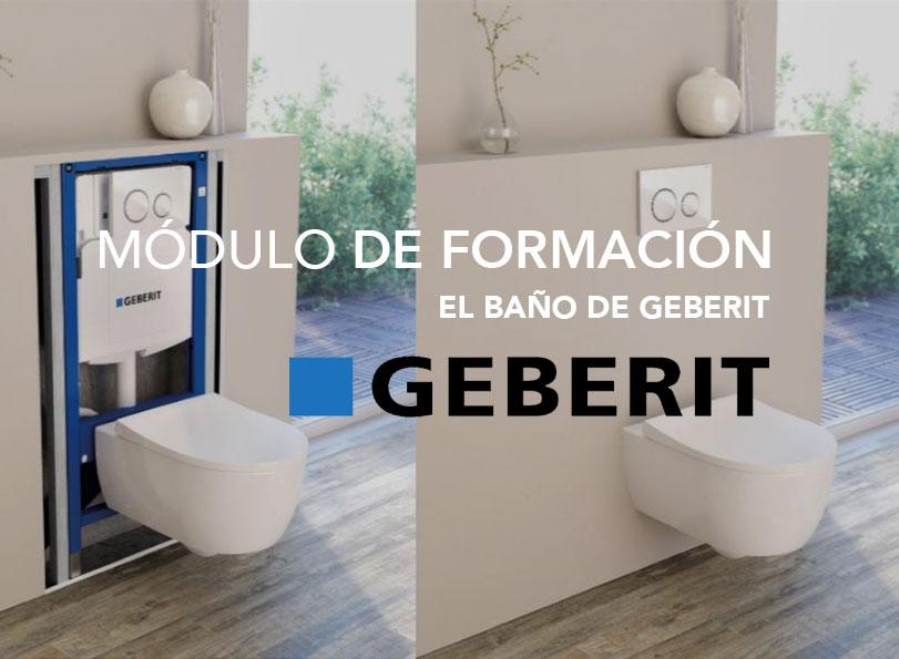 El baño de Geberit: Cursos de formación gratuitos