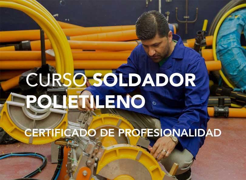 Certificado Profesionalidad Soldador de Polietileno