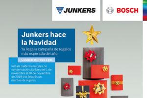 Campaña Navidad Junkers