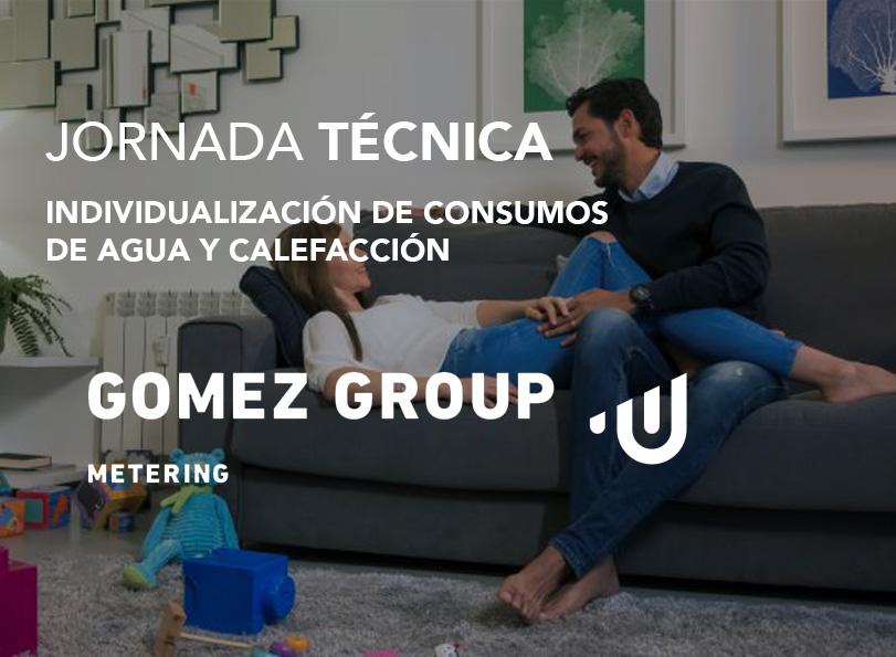 Jornada Gómez Group Metering Agremia