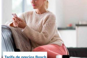 Nueva-tarifa-de-precios-Bosch-para-agua-caliente,-calefacción-y-climatización