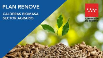 Plan Renove Calderas Biomasa