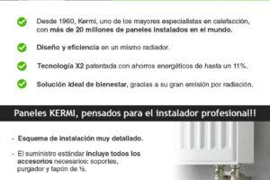 Paneles KERMI de TECNA