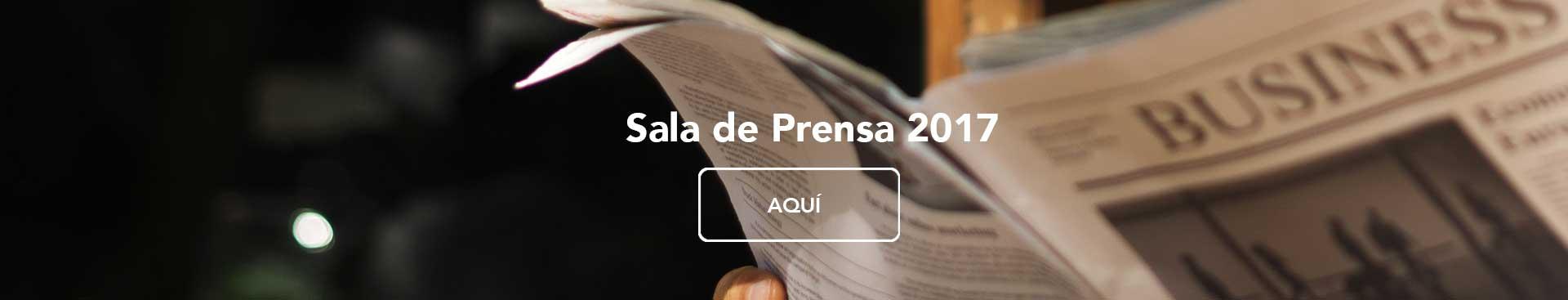Sala de Prensa Agremia 2017