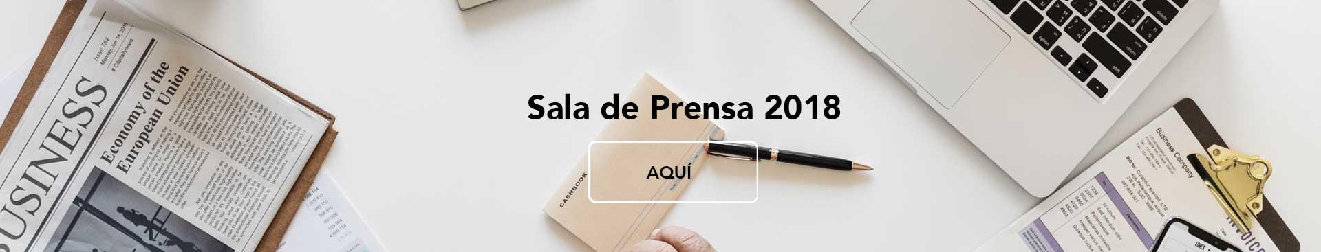 Sala de Prensa Agremia 2018