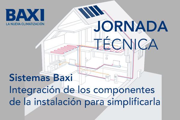 Webinar BAXI: Sistemas de climatización de las viviendas de obra nueva