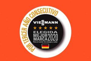Viessmann mejor marca del año