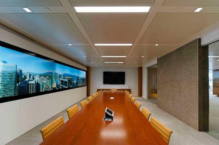 ventilación oficinas