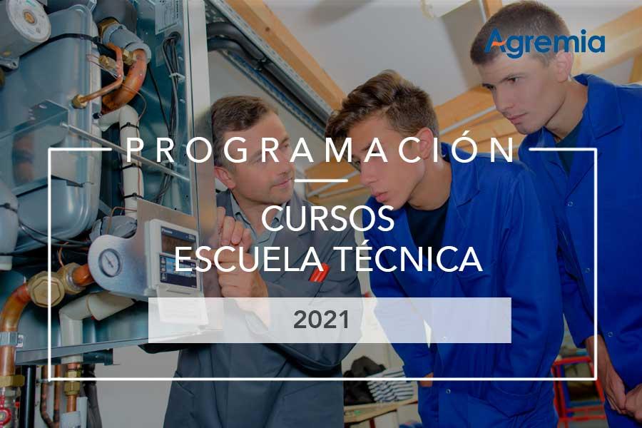 programa formación Agremia 2021