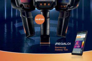 Nuevas cámaras termográifcas testo
