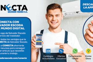 Conecta Salvador Escoda