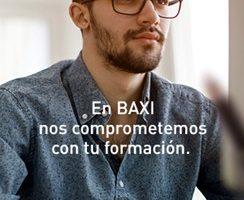 Cursos Baxi digitalizacion
