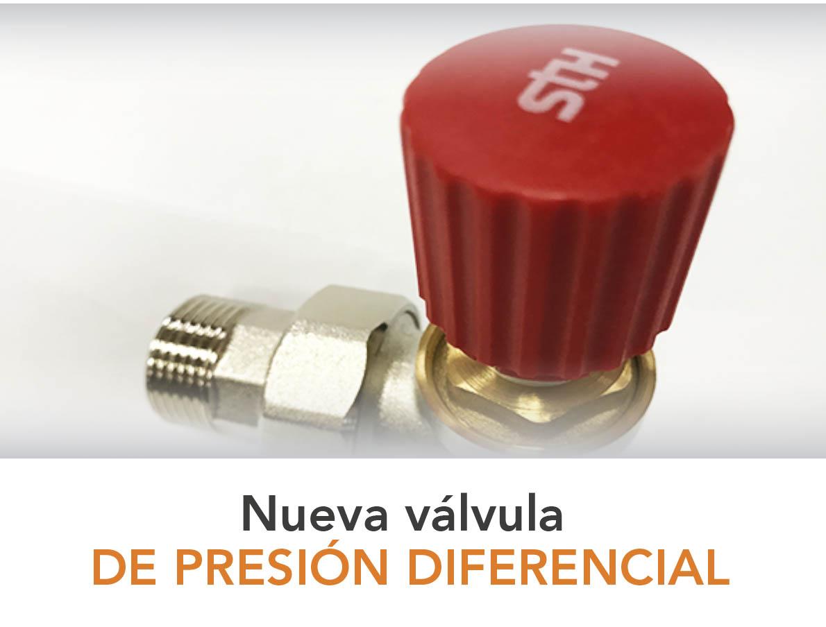 nueva valvula presion diferencial