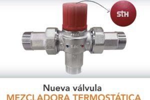 válvula termostática Standard Hidráulica