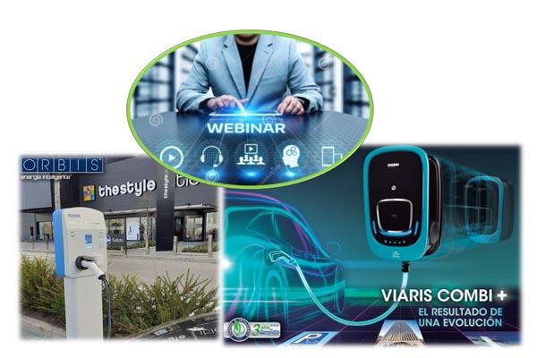 Webinar ORBIS: Más soluciones de recarga para VE, más detectores de movimiento y de CO2