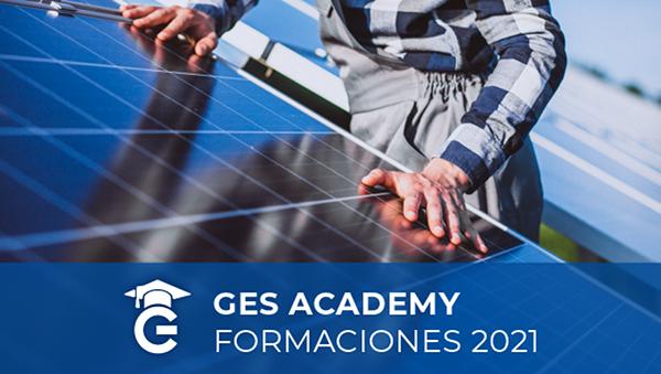 Webinar GES: Cálculo y dimensionado de una instalación fotovoltaica
